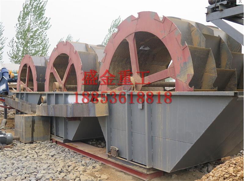 盛金重工砂矿机械提供质量硬的洗沙设备——洗沙船价格