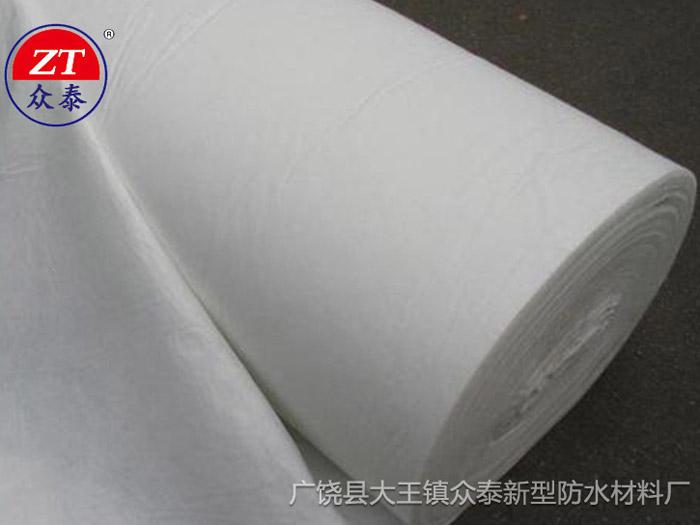 山东短纤针刺土工布 山东畅销编织土工布供应