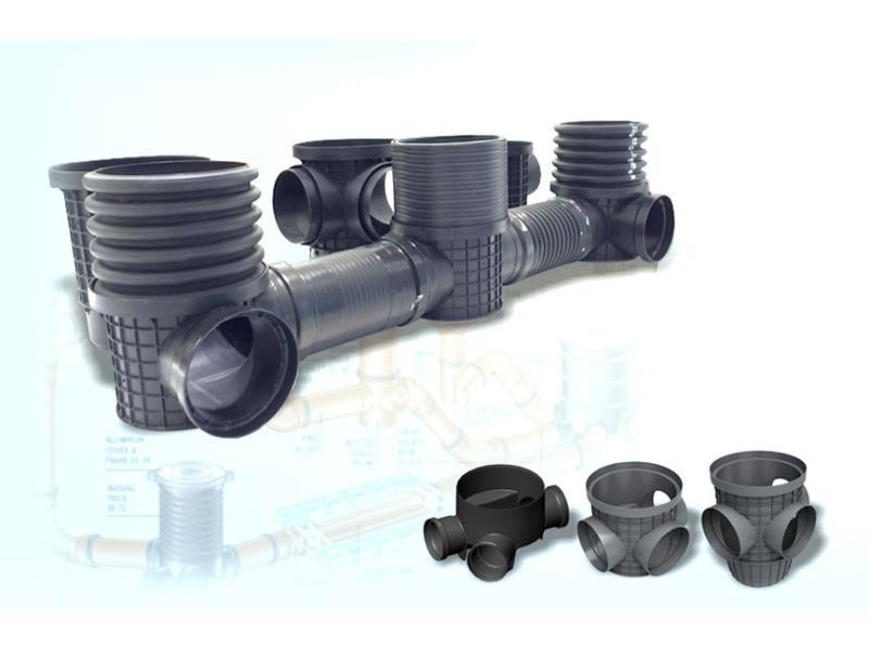 玻璃钢电力管-优质联塑塑料检查井批发价格