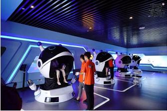 浙江VR机器人 热卖VR眼镜推荐