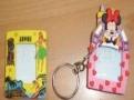 2011流行钥匙扣,卡通相框钥匙扣