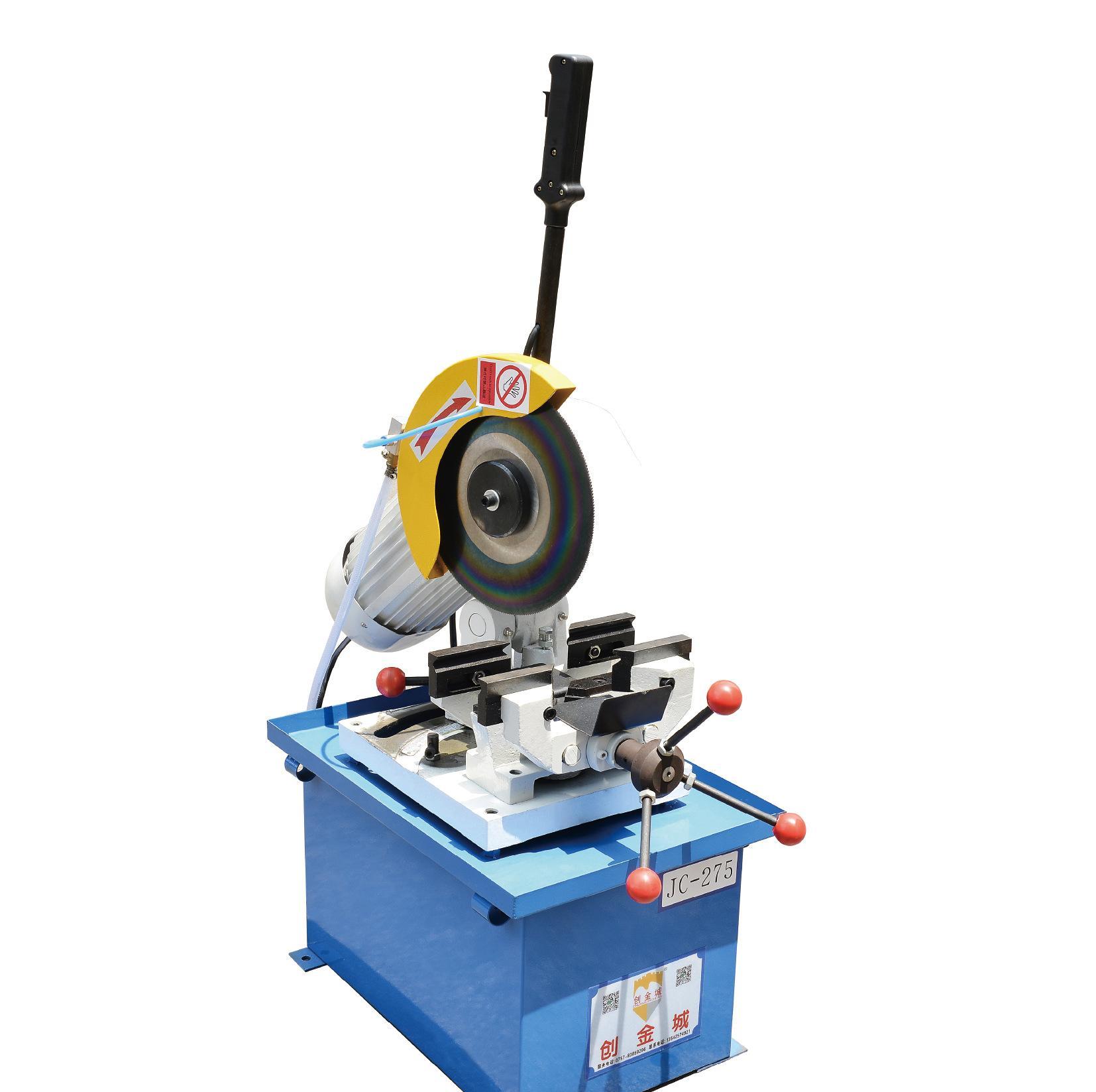 无披风金属圆锯机小型水切割机创金城275手动水切机厂家直销
