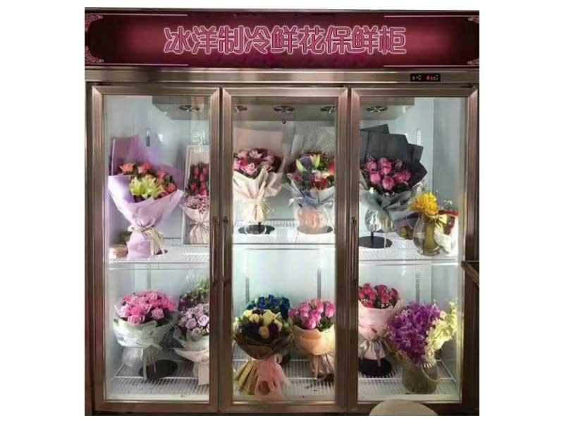 鲜花保鲜展示柜_广东鲜花保鲜柜_鲜花冷藏柜厂家