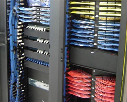 一路信息以全新的企业WIFI网络管理模式,周到的综合布线系统