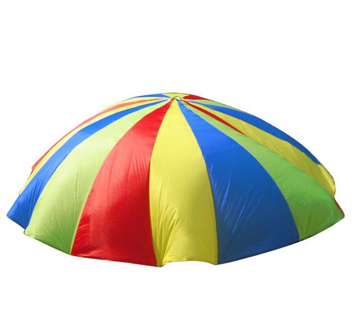 彩虹降落伞团队合作培训器材户外亲子游戏幼儿园儿童感统训练