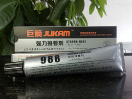 景舜膠業專業硅膠專用膠,粘接品牌