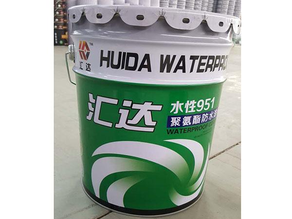 聚氨酯防水涂料的价格情况怎样 双组份聚氨酯防水涂料销售商