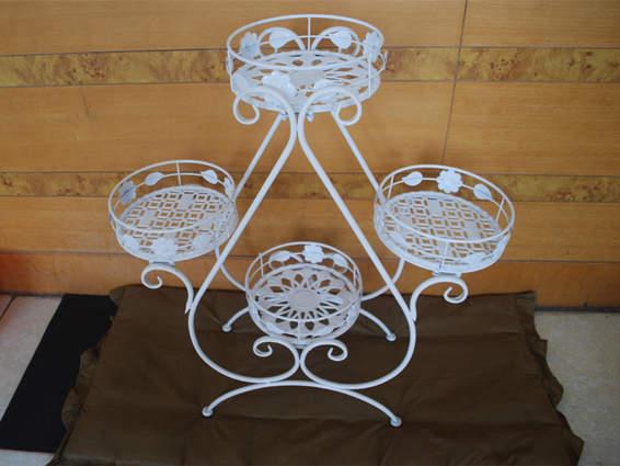 欧式铁艺花架,供应潍坊有品质的山东铁艺花架