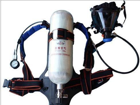 氧气呼吸器配套氧气瓶