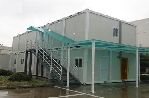 西安优质集装箱活动房供应商|渭南集装箱活动房出租价格