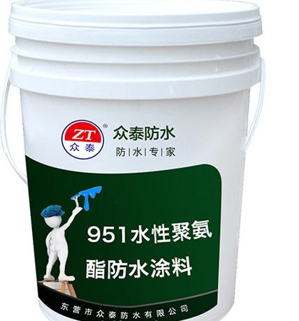 油性951聚氨酯防水涂料批发 实惠好用的聚氯乙烯防水卷材批售