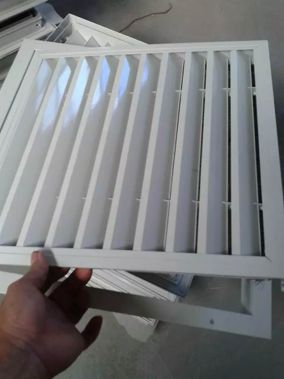 宁夏畅拓达通风工程信誉好的空调风口销售商 乌海空调风口