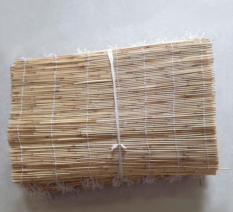 厂家批发方苇帘子 纯手工芦苇杆直销供应健康环保方苇帘子