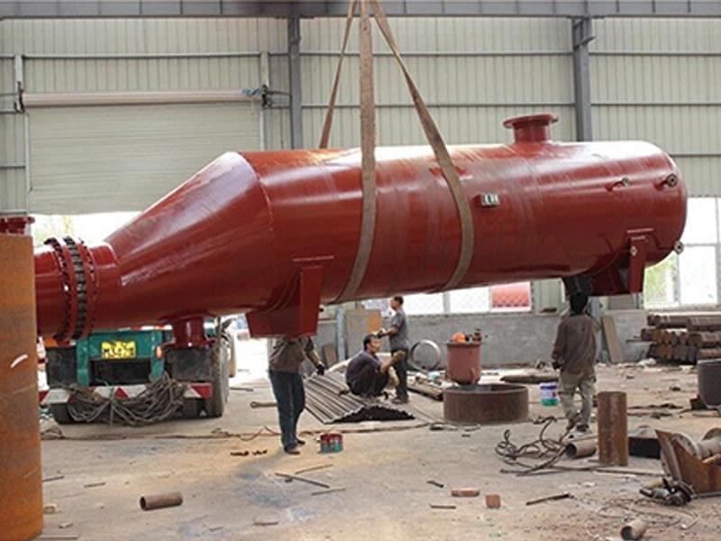 山东金鹏翔重工装备专业供应换热器 导热油换热器