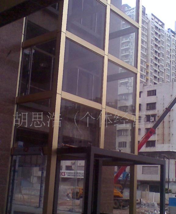 供应观光梯,货梯,钢结构电梯井道(图)