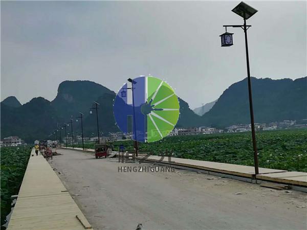 南宁地区专业生产优良的LED太阳能路灯 贵港太阳能路灯厂家