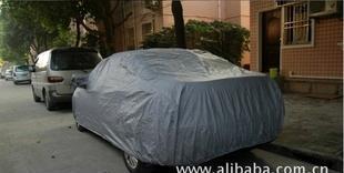 加棉车衣防雨车套防雨防晒汽车罩汽车车罩加厚科鲁兹比亚迪防晒罩