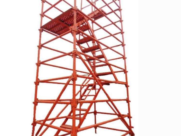 声誉好的桥梁施工安全爬梯供应商当属亿诚建材|甘肃安全爬梯