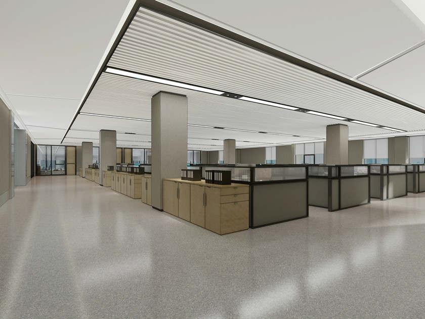 办公室设计装修专业性哪家强,认准办公楼设计